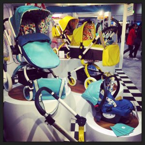 Cosatto at The Baby Show