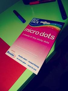 micro dots