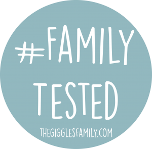 FamilyTested Badge