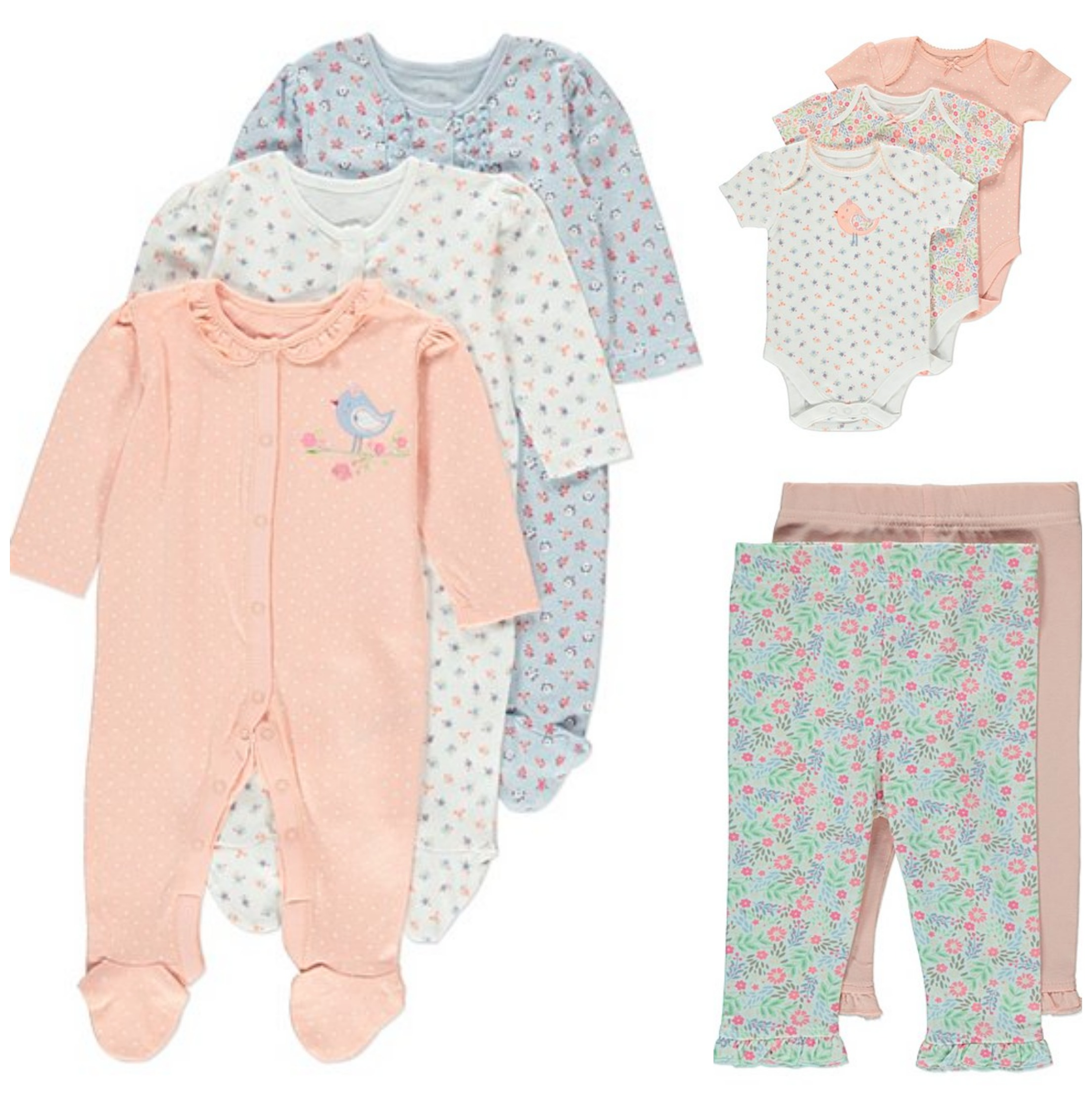 a4f7fc868 Shopping for baby number 2 with George at Asda - Lamb   Bear