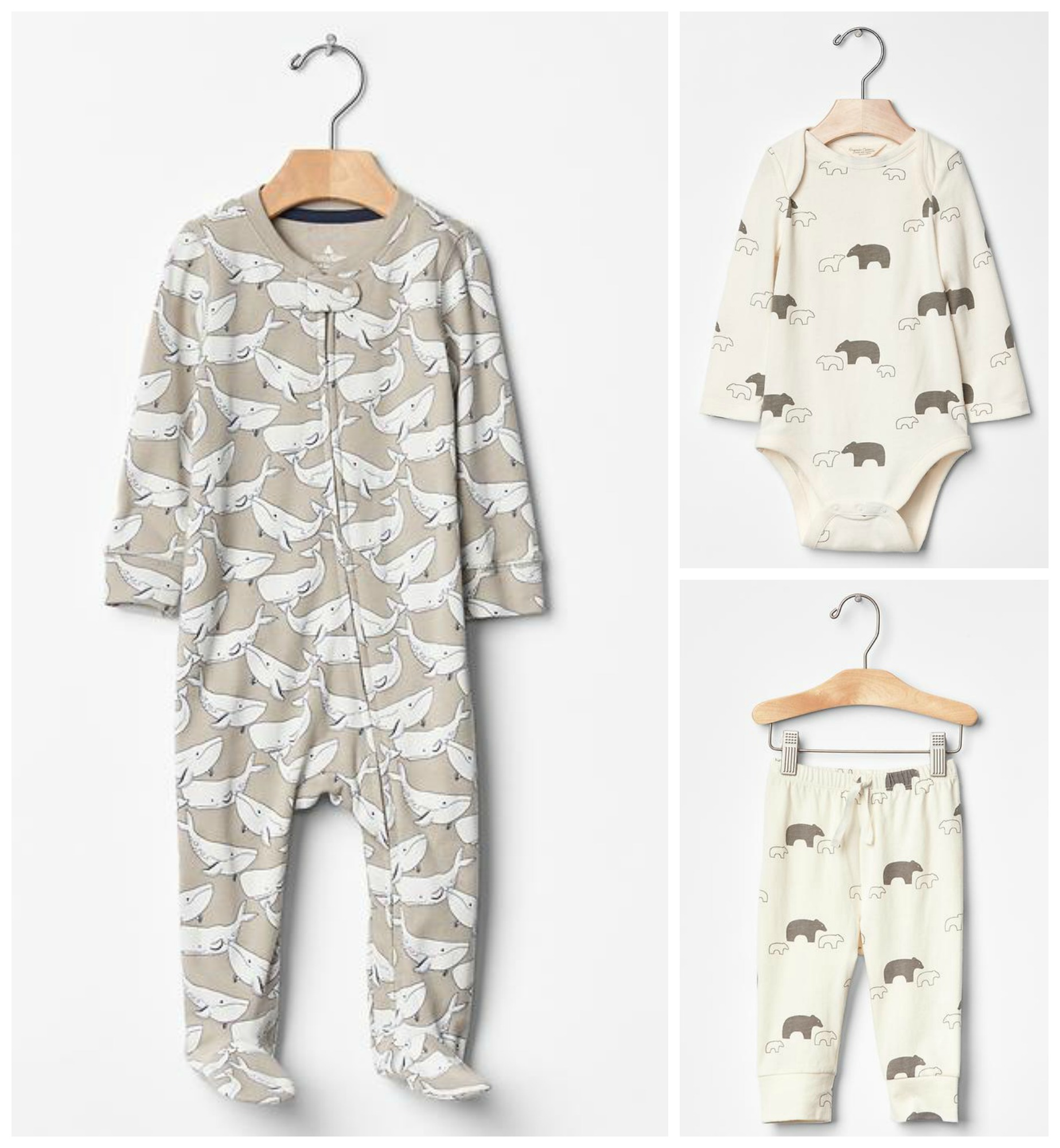 Baby Gap Wishlist for Baby Boy Lamb & Bear