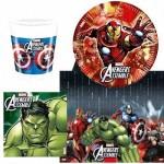 avengers_heroes_birthday party tableware_pack