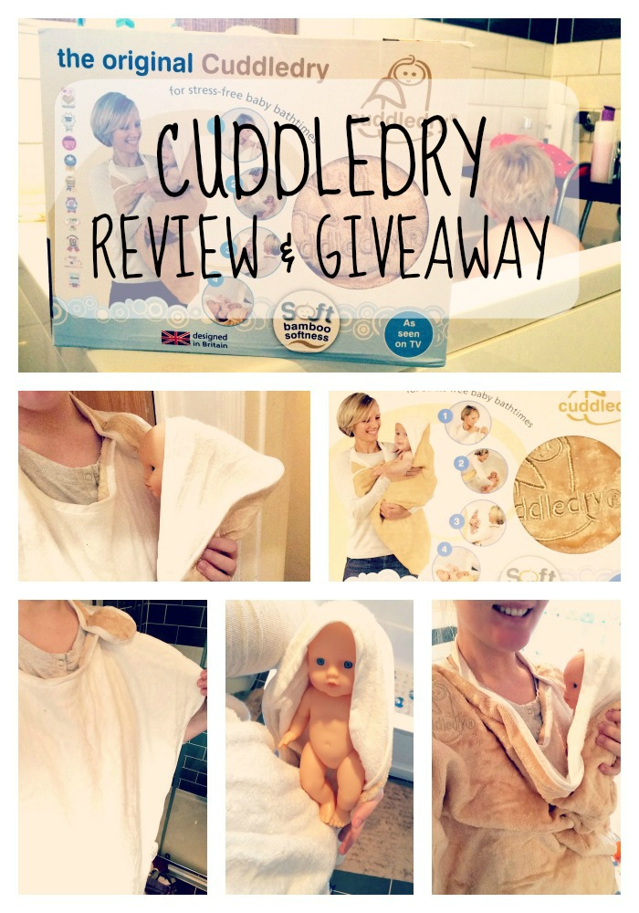 cuddledry review pin