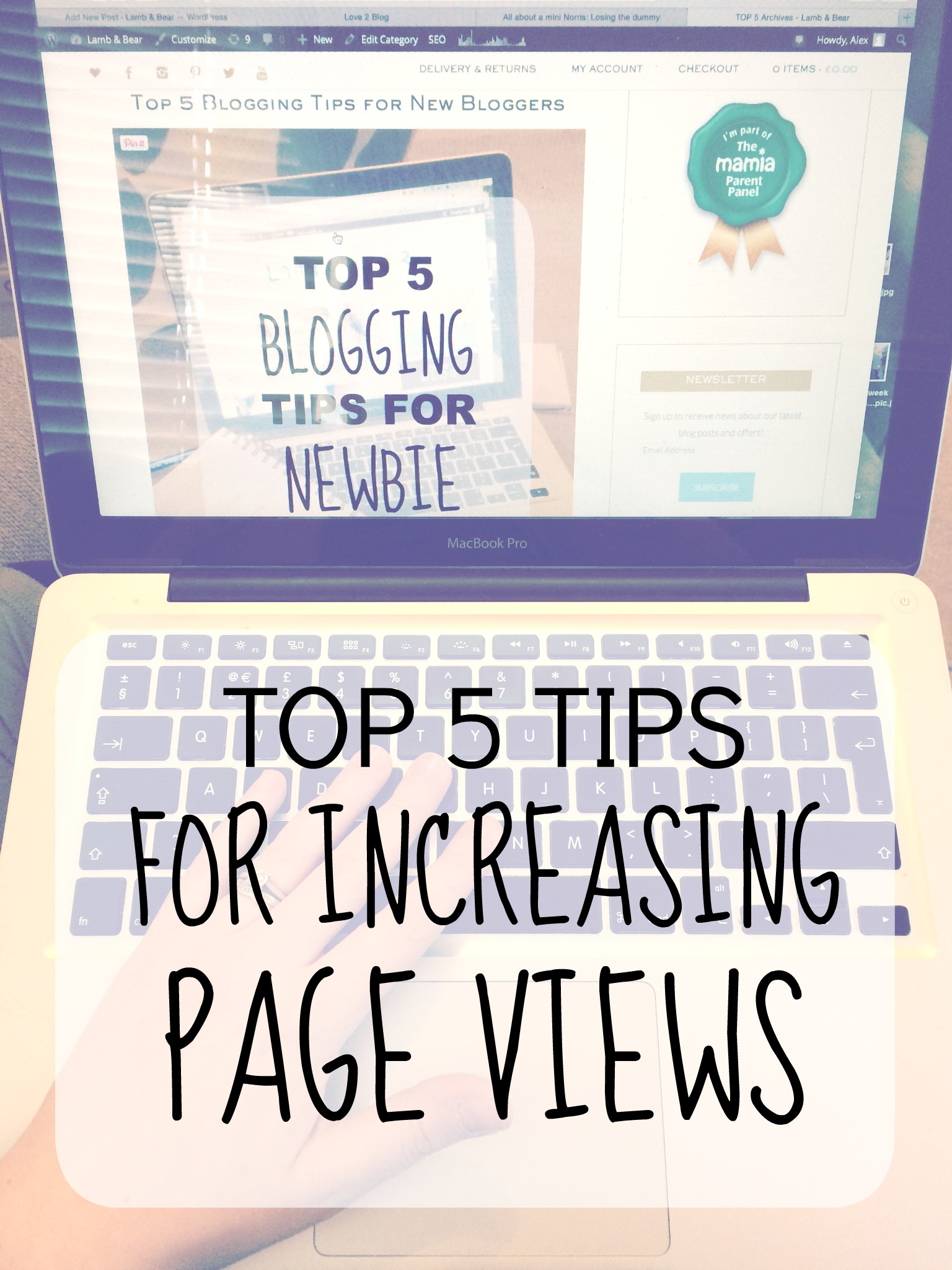 top tips page views