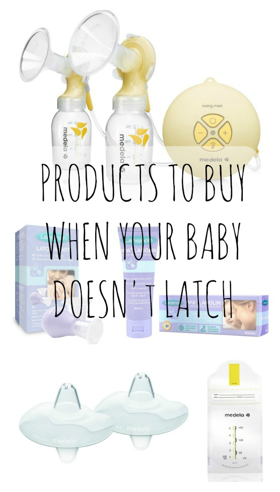 breastfeeding products pin