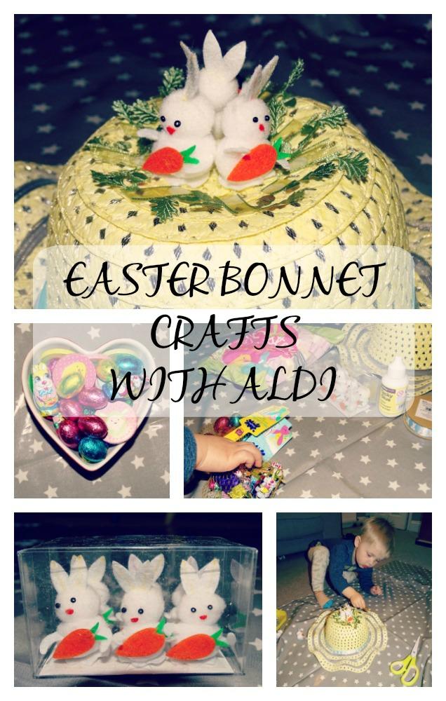 easter bonnet making pin