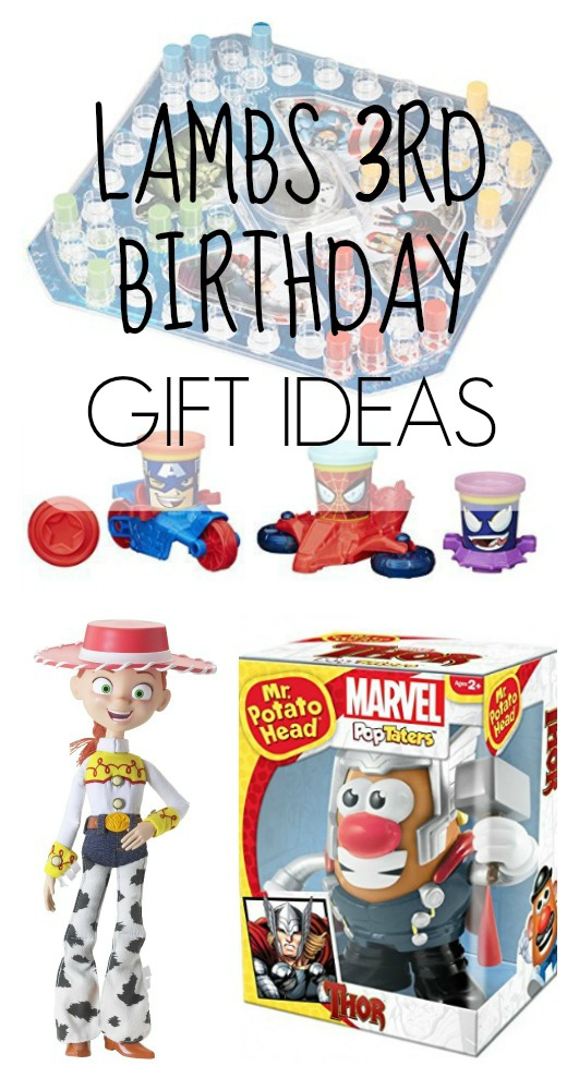 BIRTHDAY gift list pin