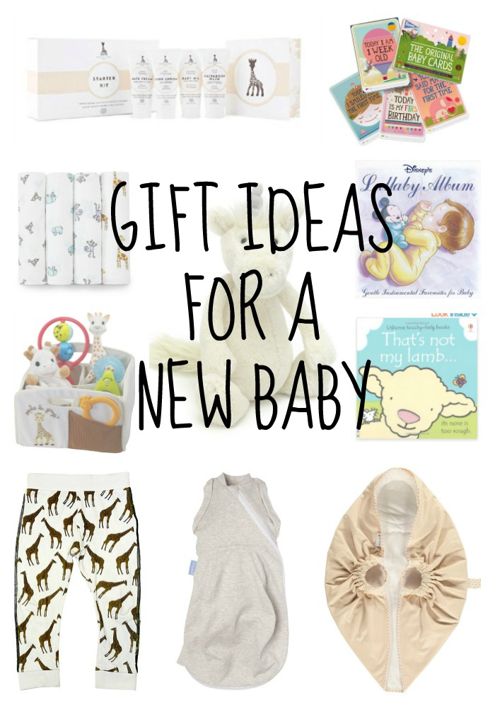 new baby gifts pin
