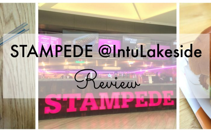 Stampede Review @IntuLakeside