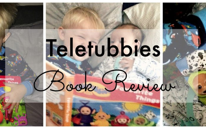 Teletubbies Book Review & Giveaway