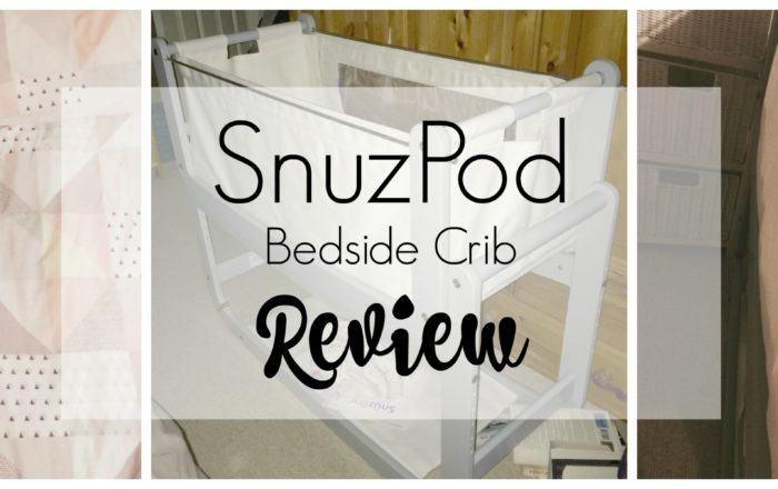 SnuzPod Review & Discount Code #SnuzMomma