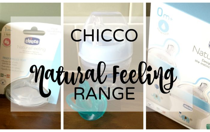 Have You Seen The New Chicco NaturalFeeling Bottles?