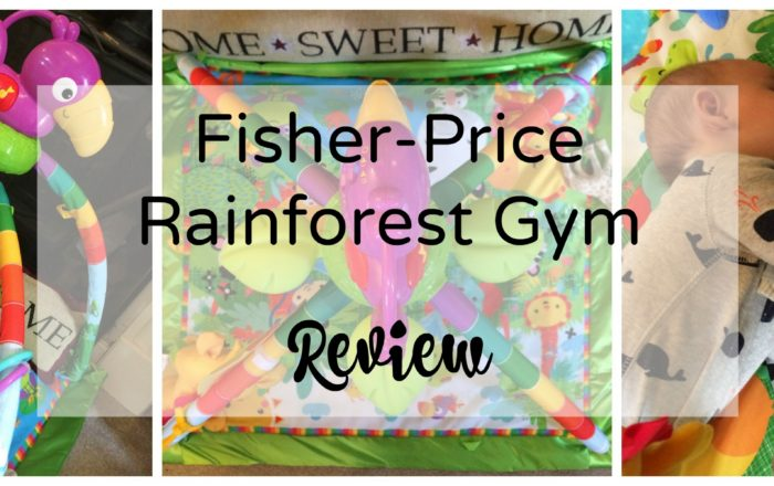 Fisher-Price Rainforest Music & Lights Deluxe Gym Review