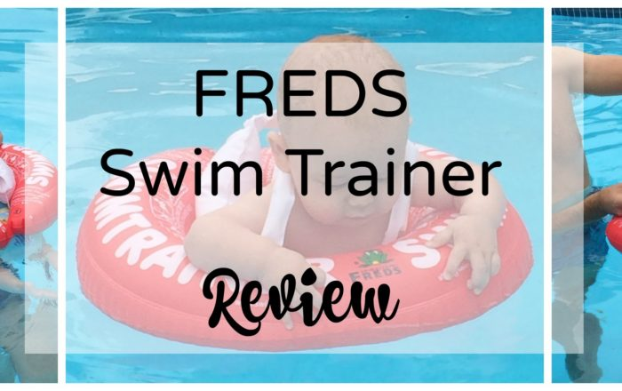 Fred's Swim Trainer Review