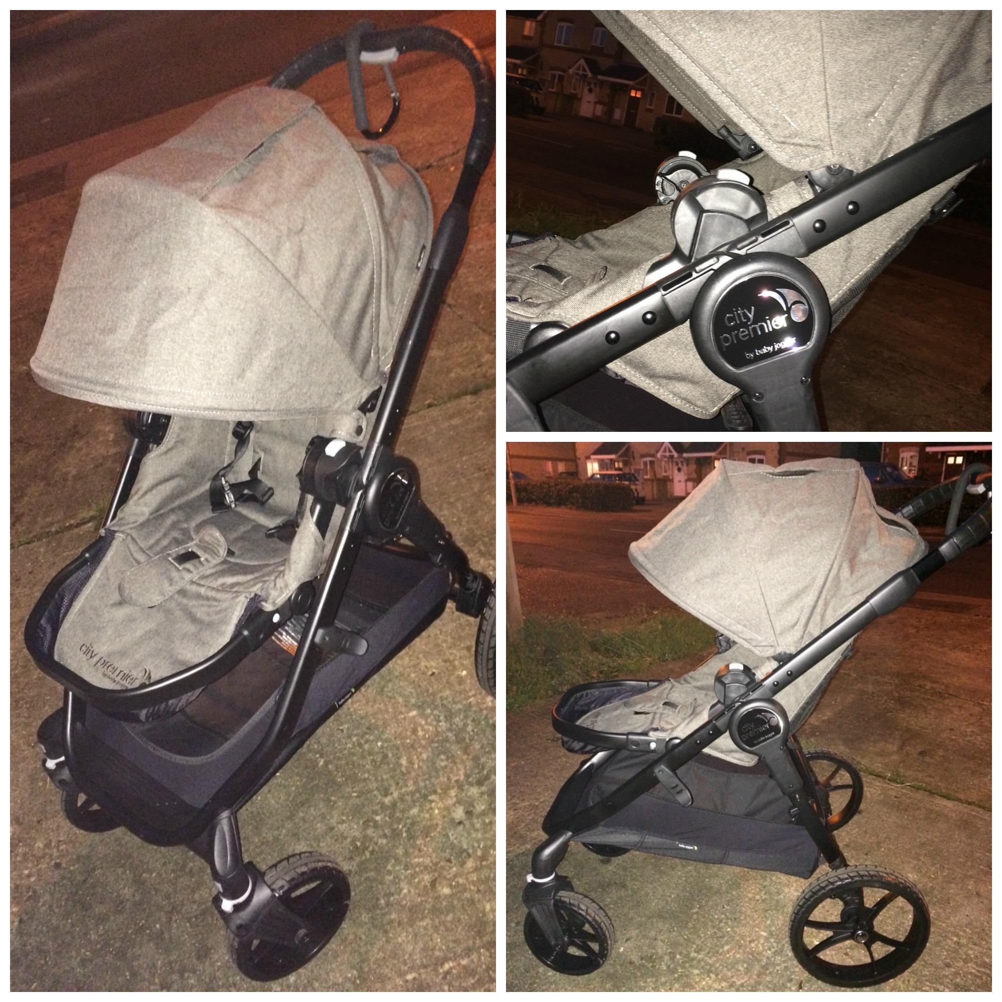 Baby Jogger City Premier Review Lamb Amp Bear