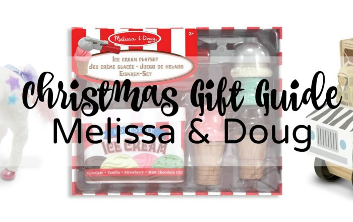 Christmas Gift Guide – Melissa & Doug