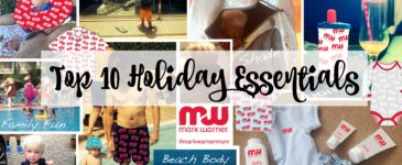 My Top 5 Holiday Essentials, and Top 5 For Everyone Else #MarkWarnerMum