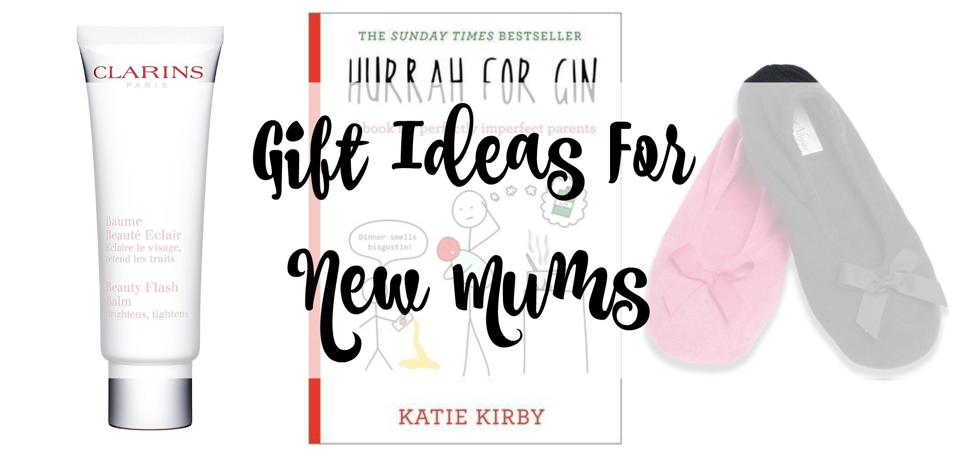 gift ideas new mums title