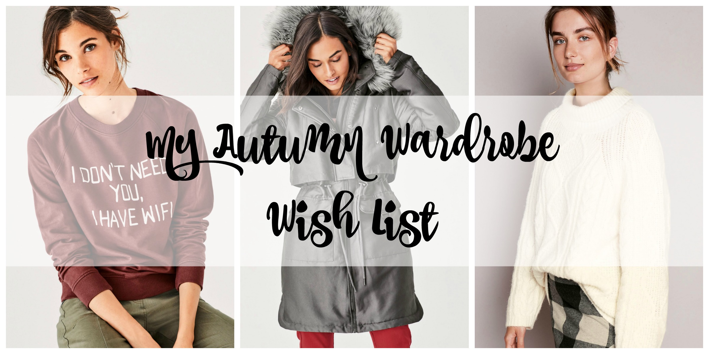 autumn wardrobe title