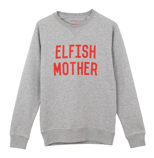 selfish mother Christmas jumper