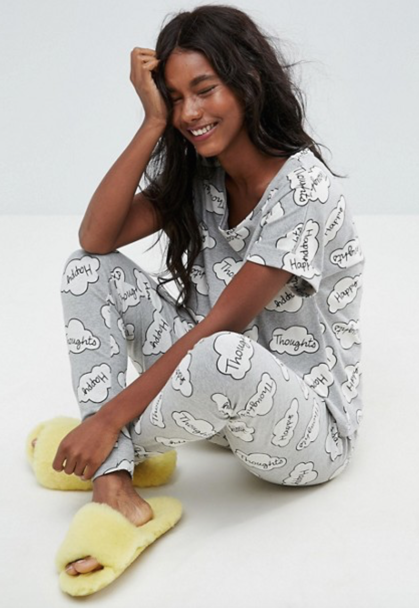 Christmas wish list pjs