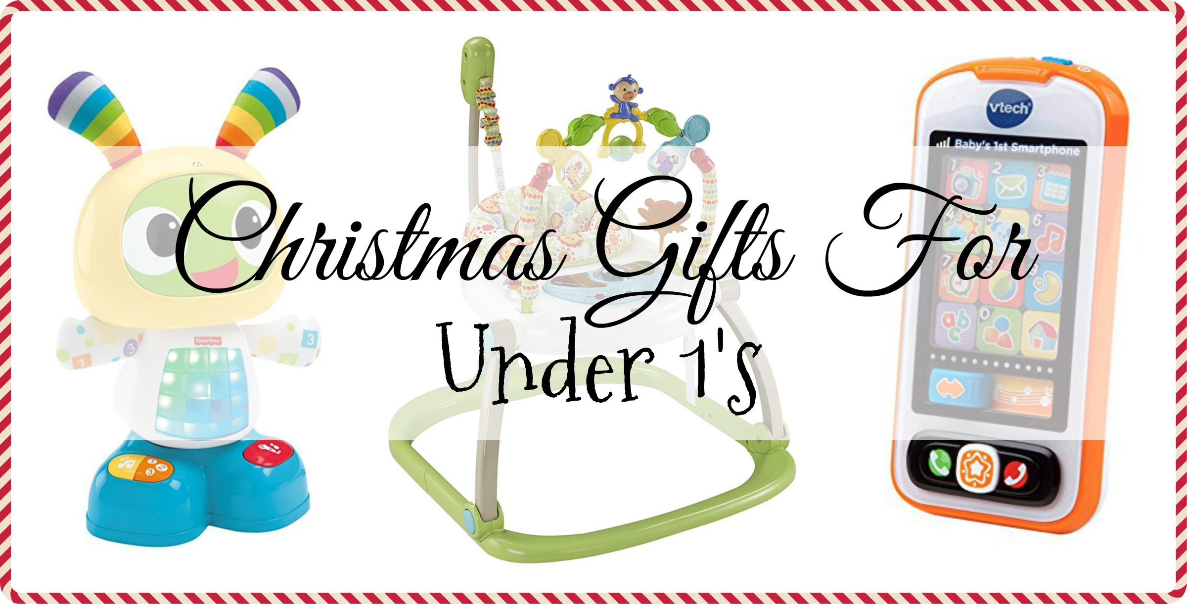 Christmas gifts for under 1s