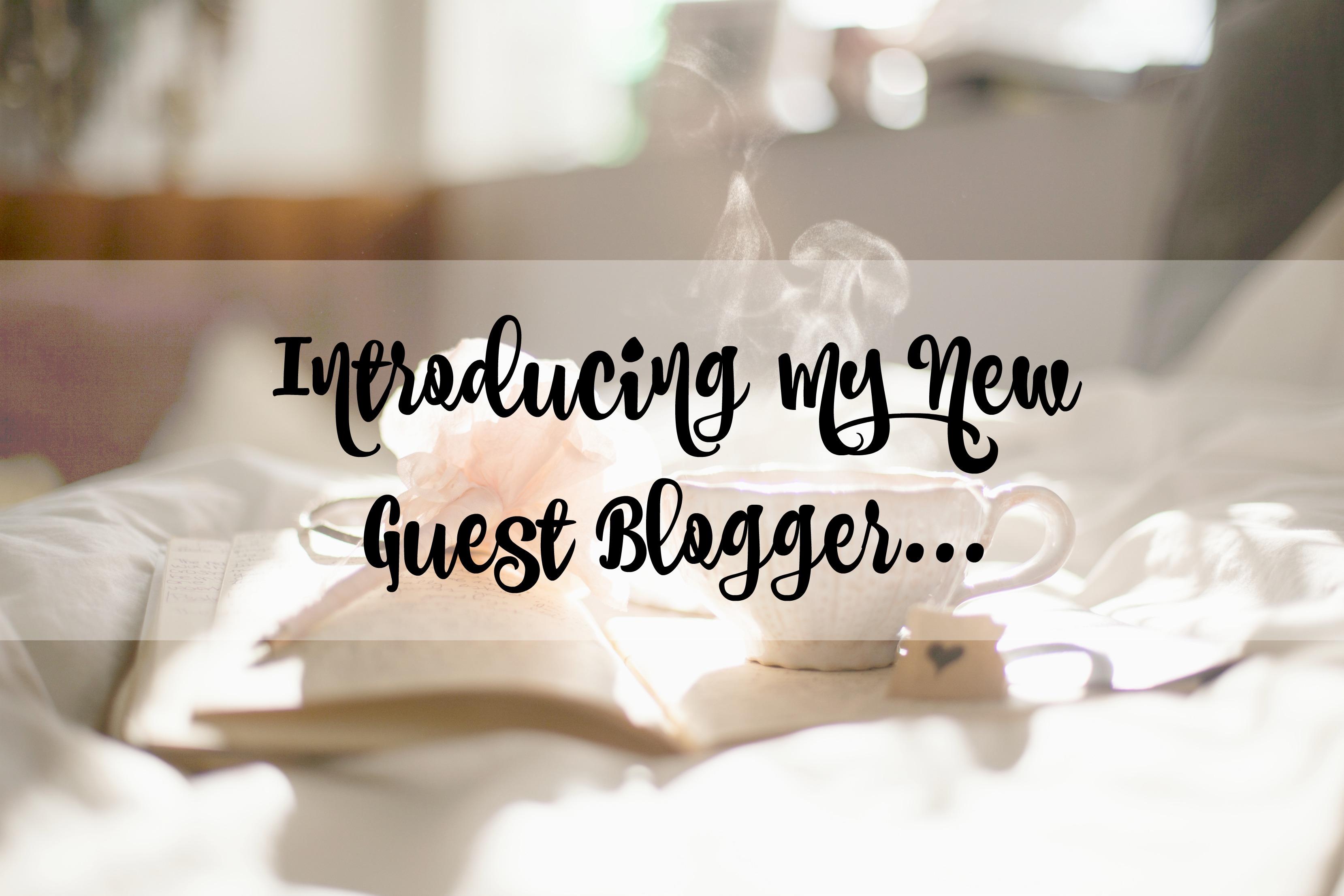 guest blogger title