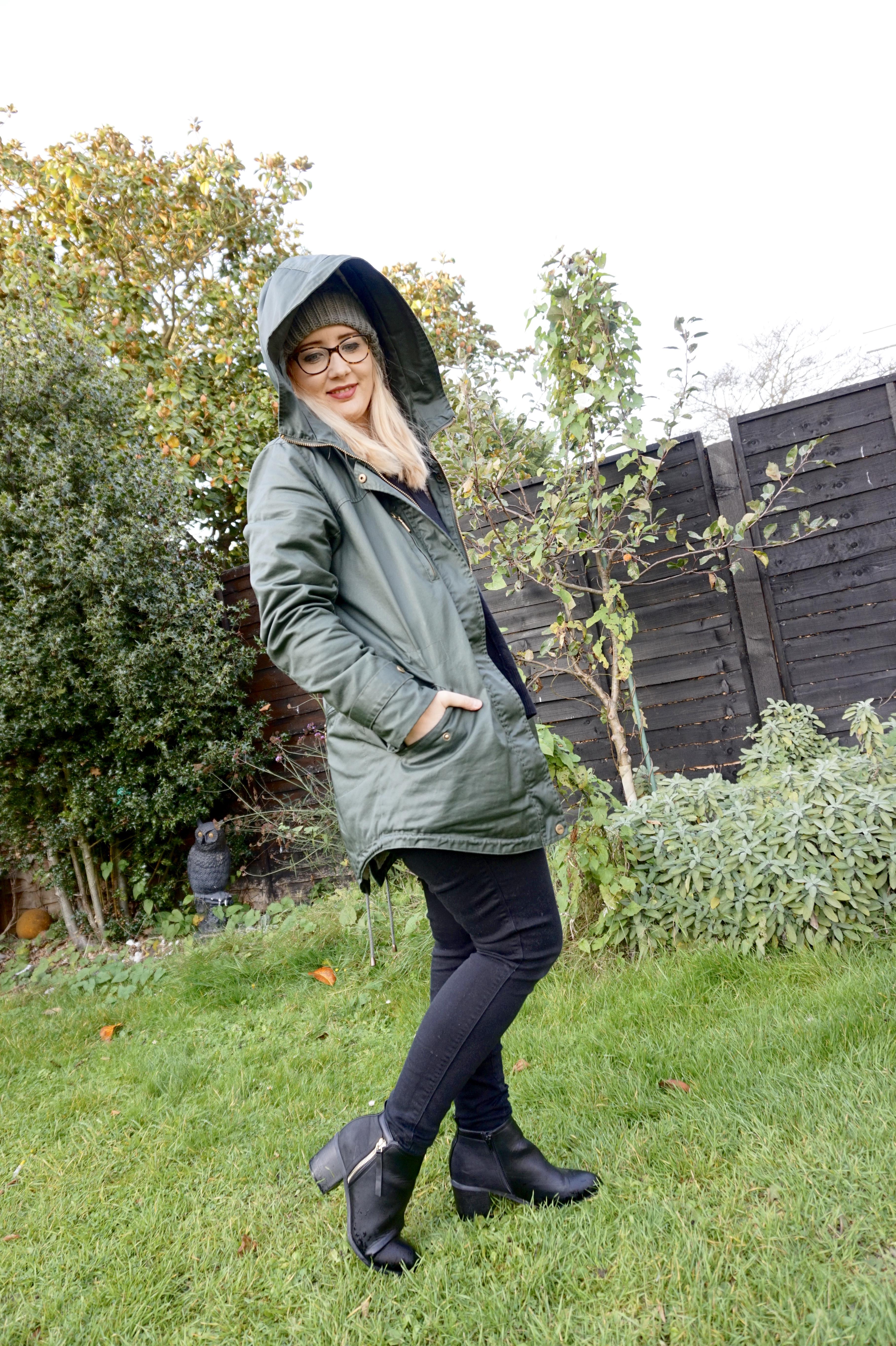 autumn wardrobe boots