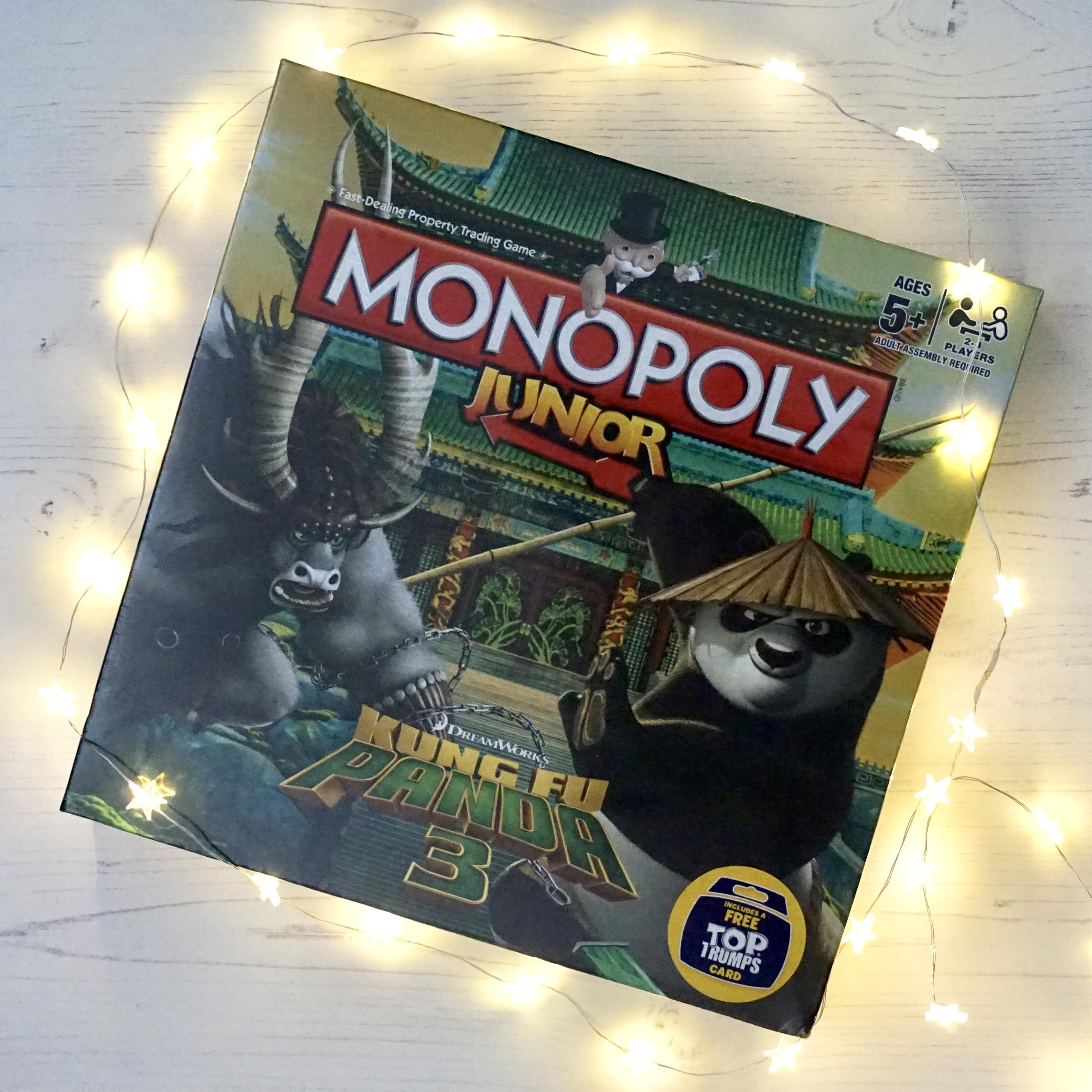 Christmas gifts monopoly