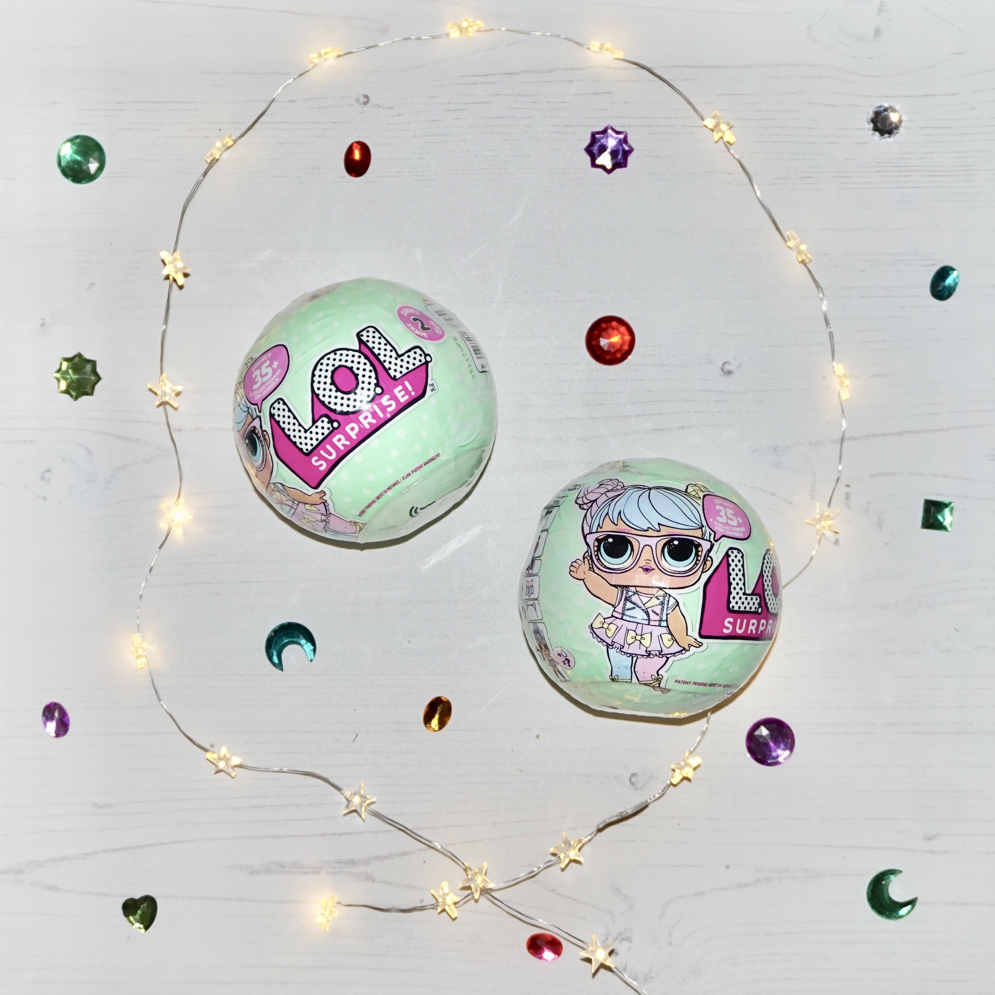 Christmas gifts l.o.l doll