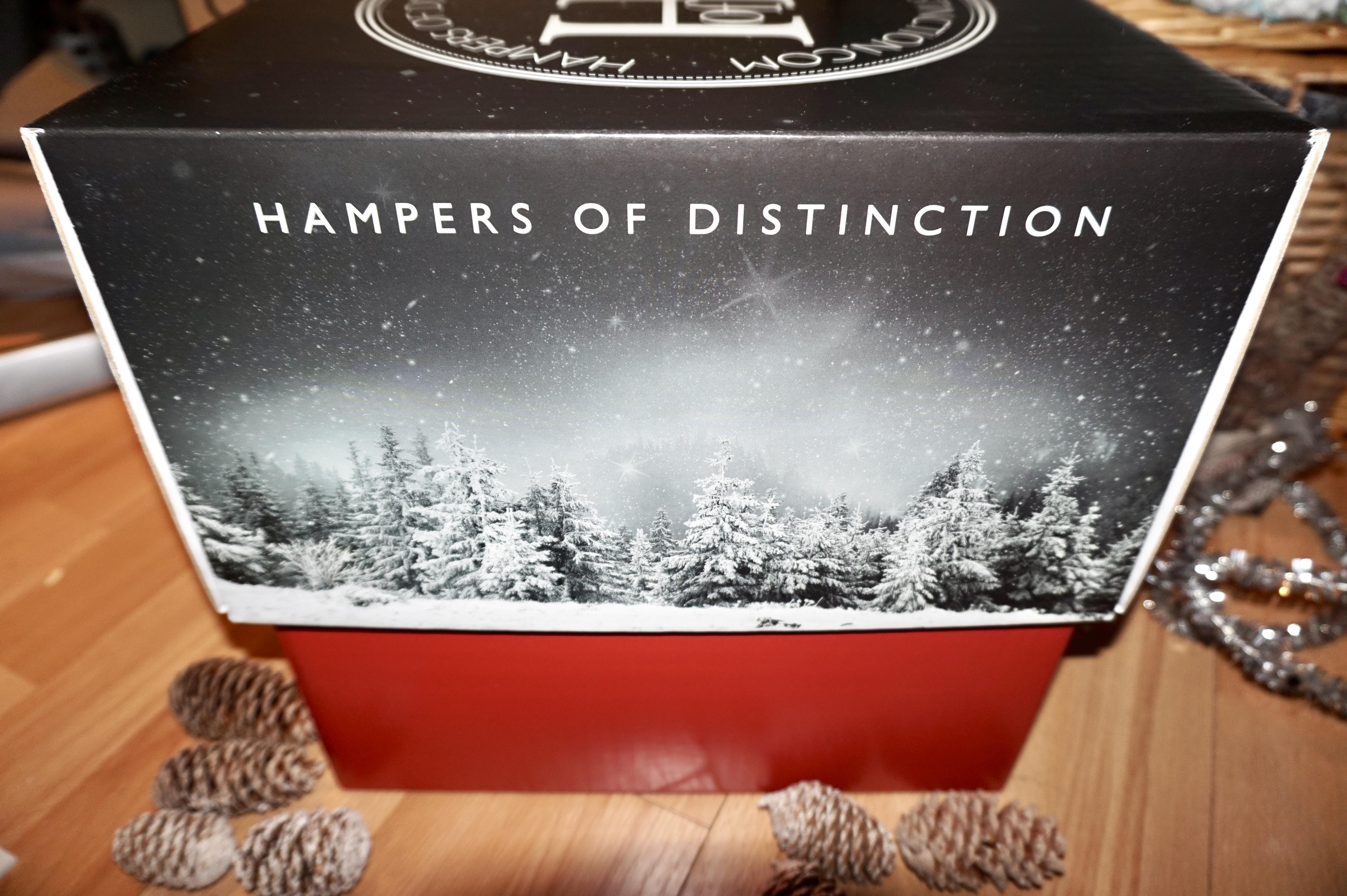 Christmas hamper spicers of hythe