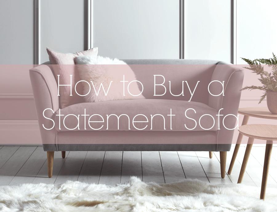 statement sofa title