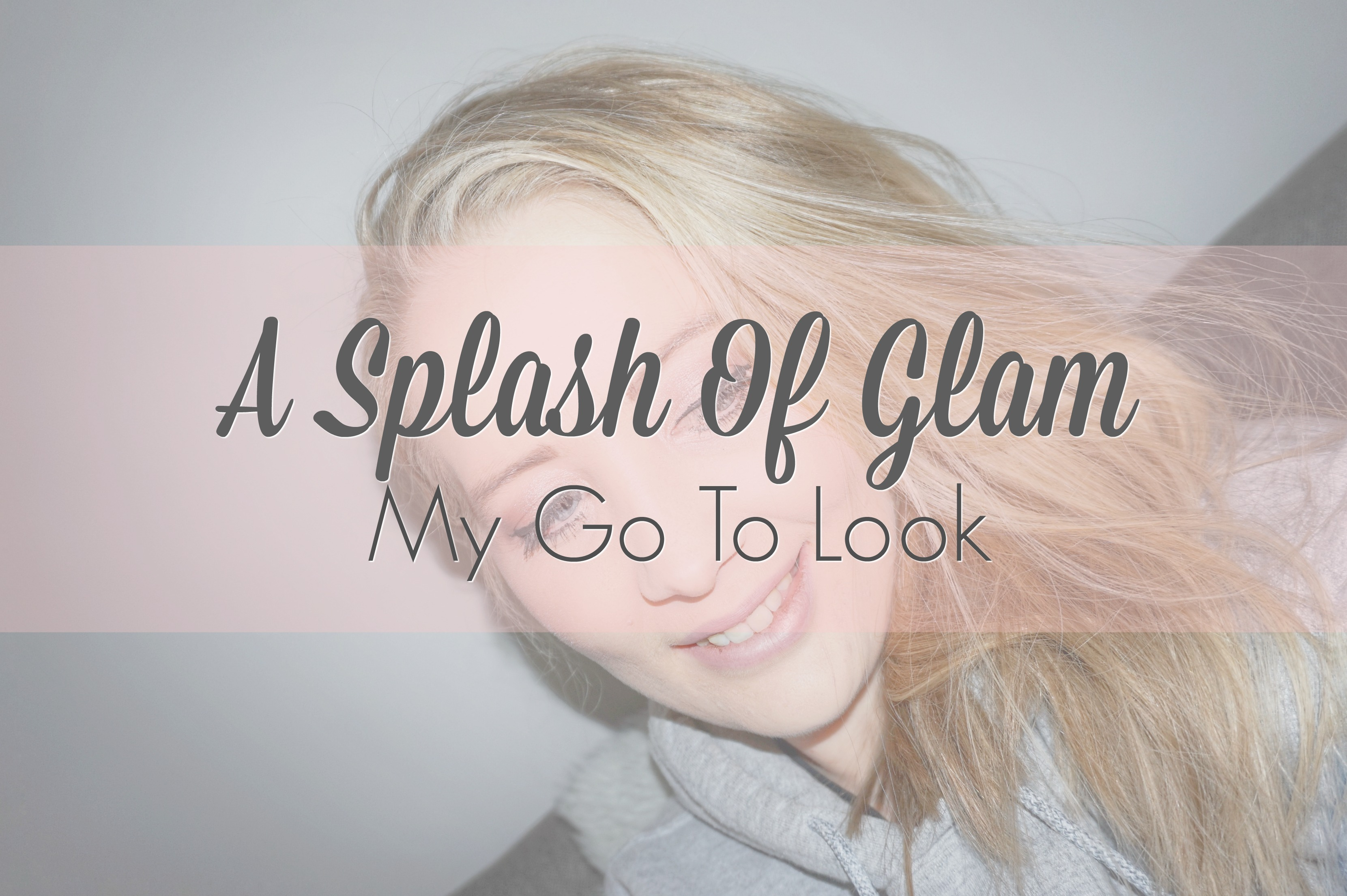 glam make-up title