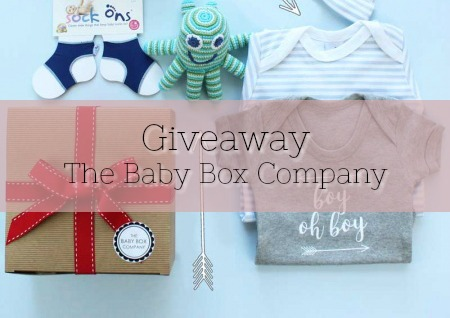 Giveaway // The Baby Box Company
