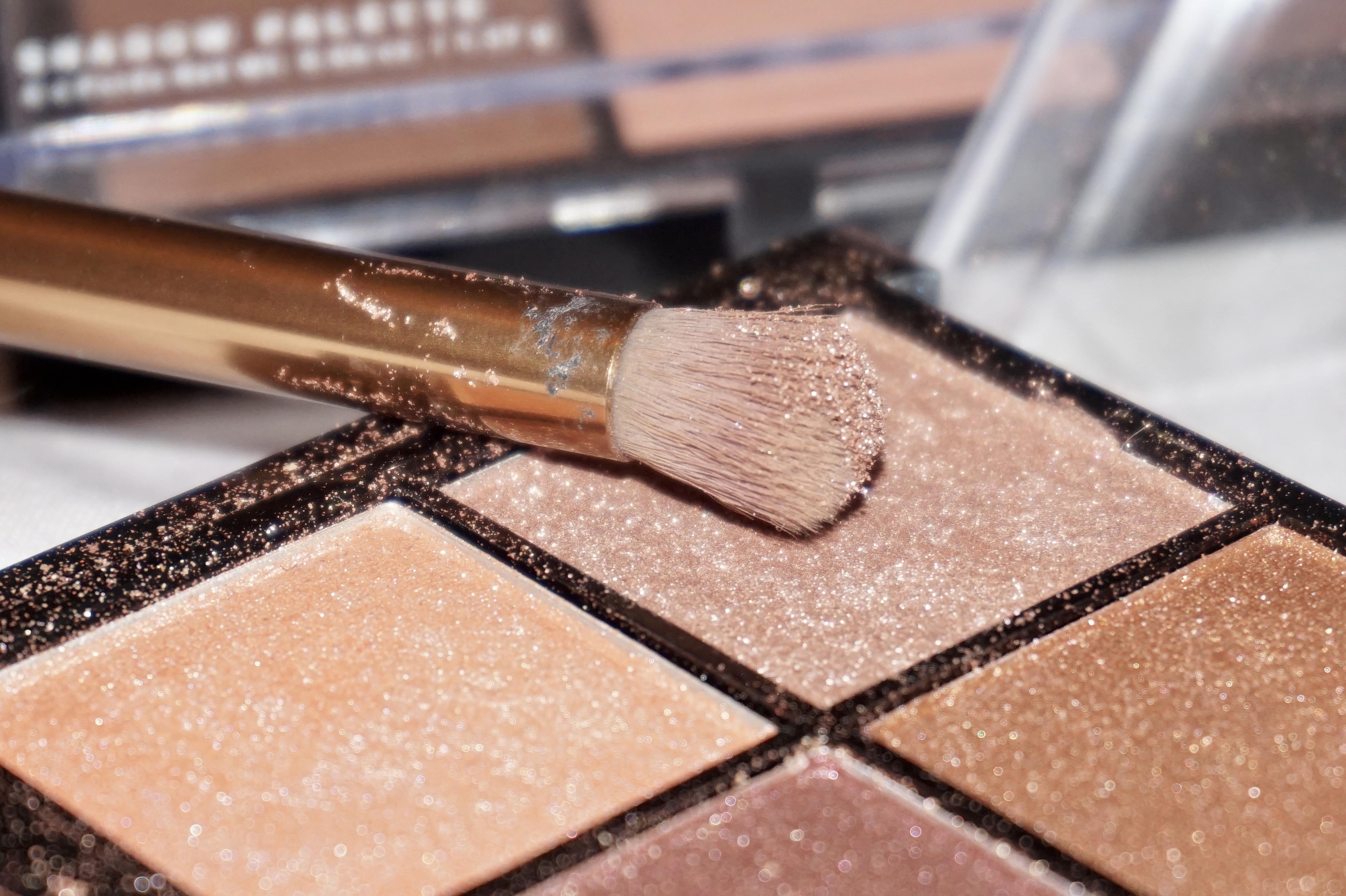 splash of glam make-up eyeshadow
