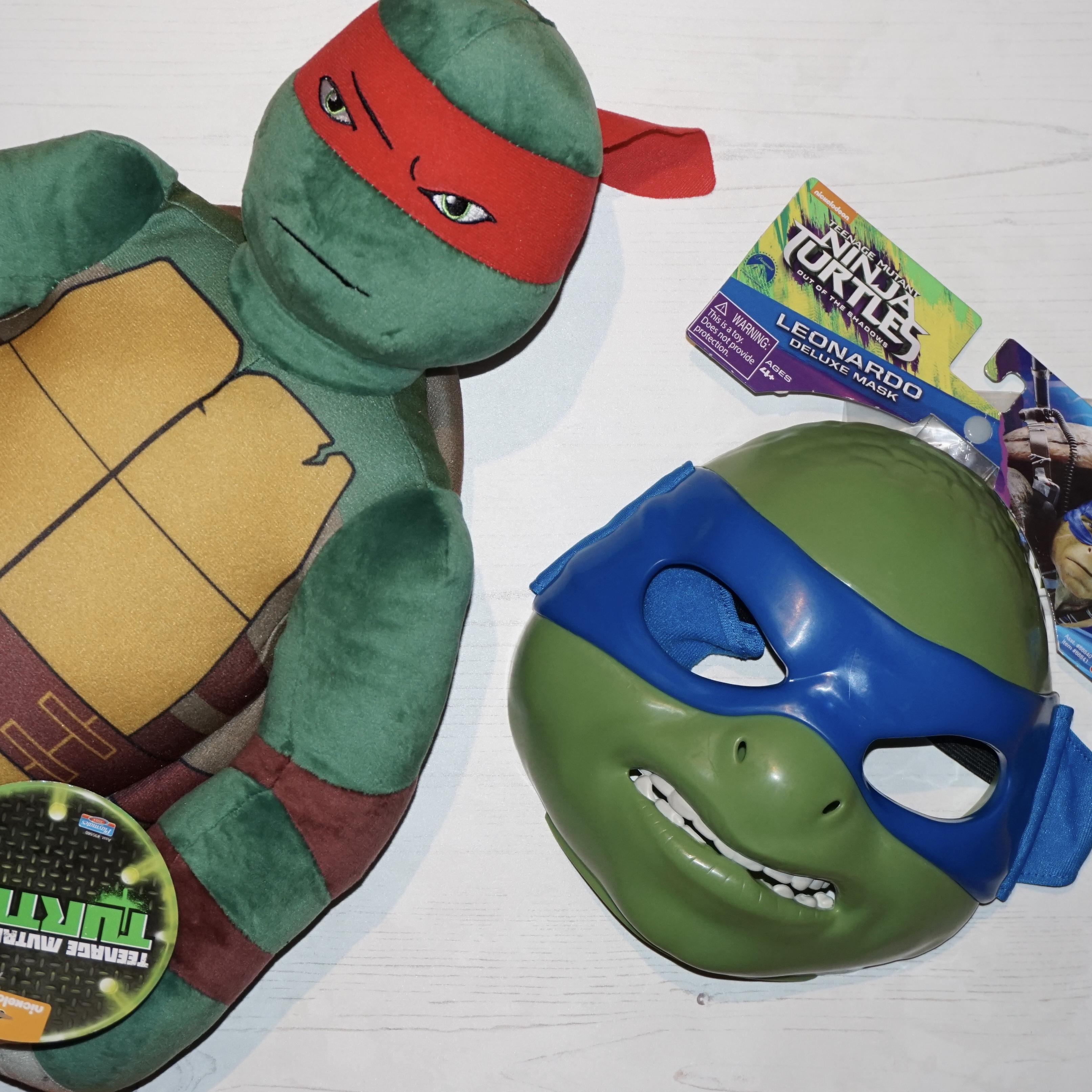 superhero ninja turtles