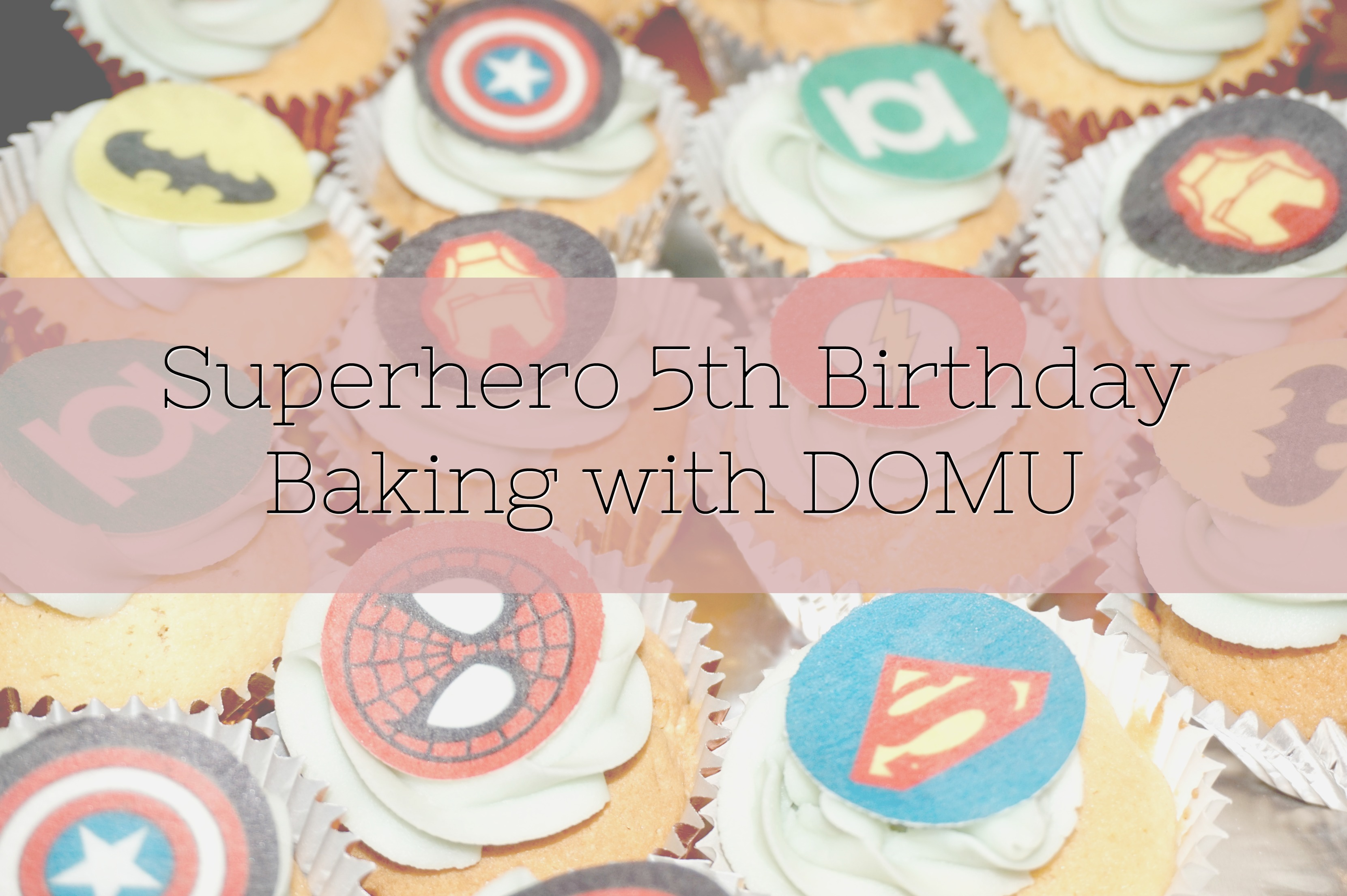 baking with domu title