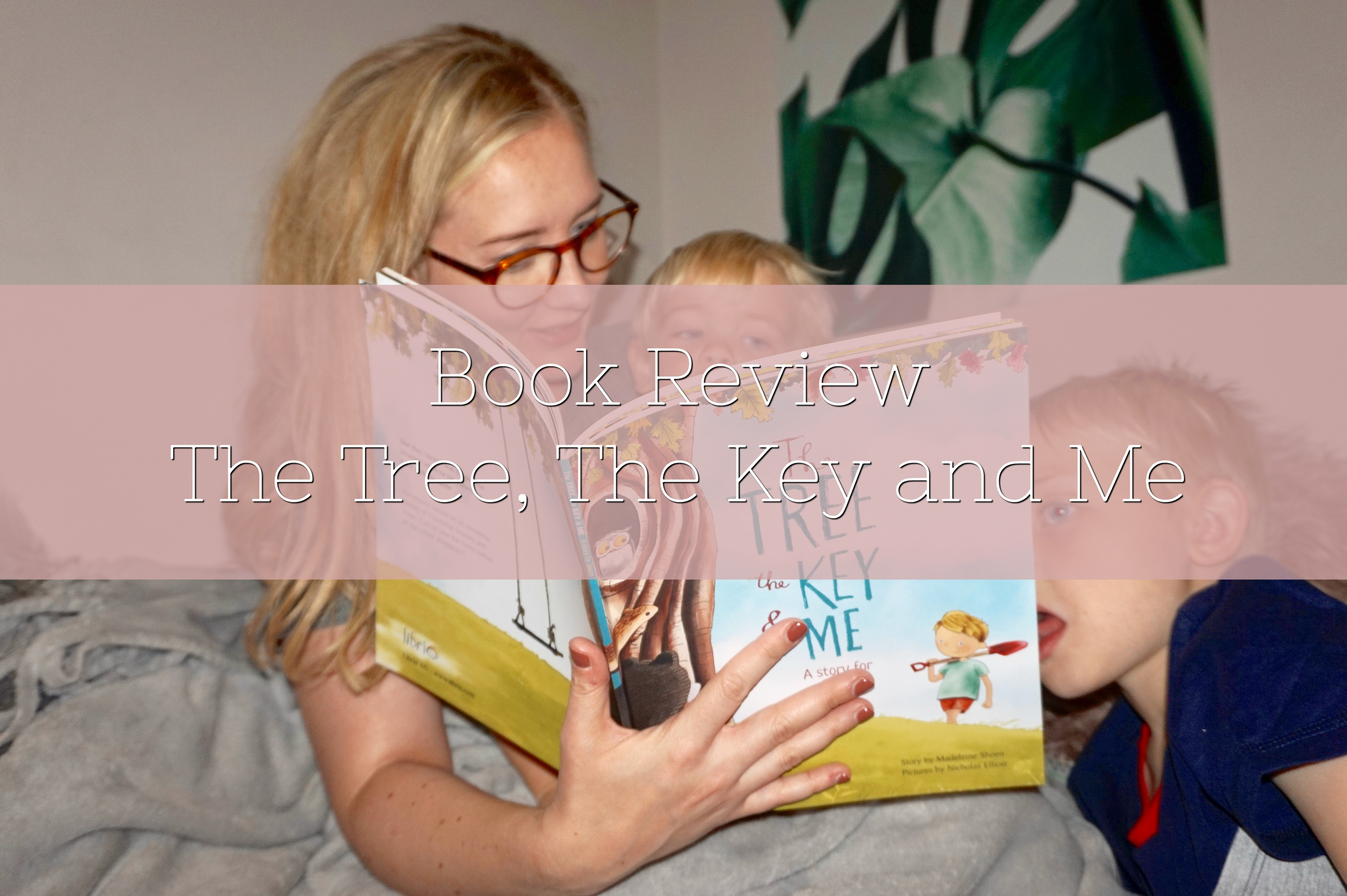 Book Review ~ The Tree, The Key and Me from Librio