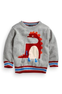 Next dino grey jumper