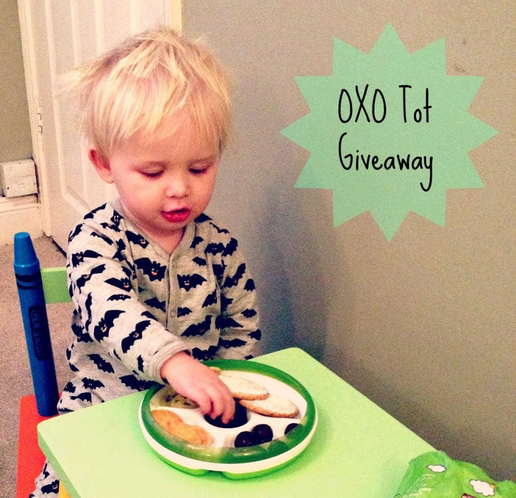OXO Tot giveaway