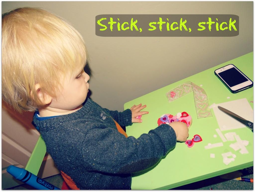 stick stick stick