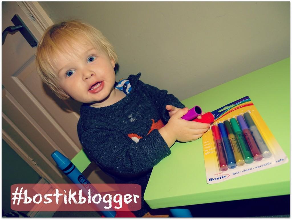 valenines bostik blogger