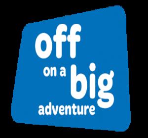off on a big adventure logo