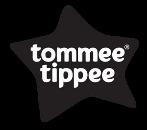 tommee tippee logo black star