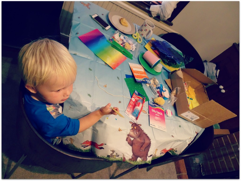 summertime holiday crafts