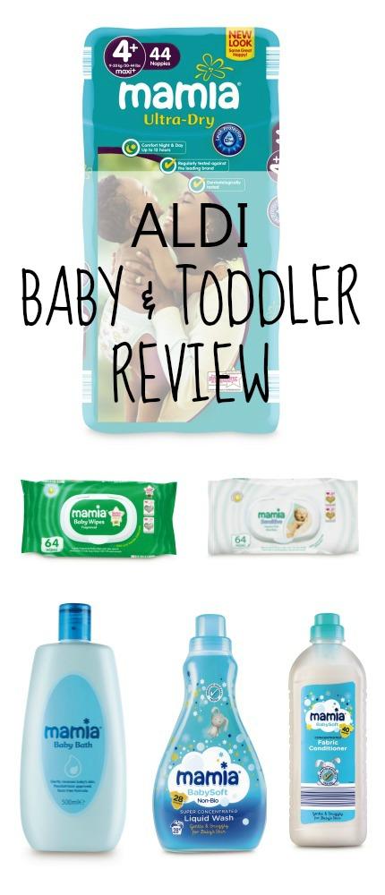 aldi baby toddler pin