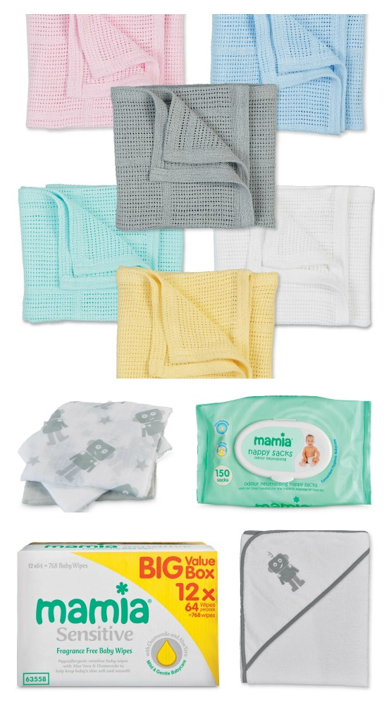 aldi baby toddler products