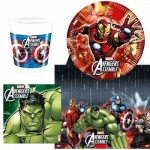 avengers_heroes_birthday party tableware_pack