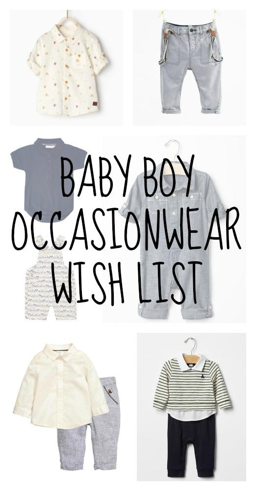 baby occasionwear pin
