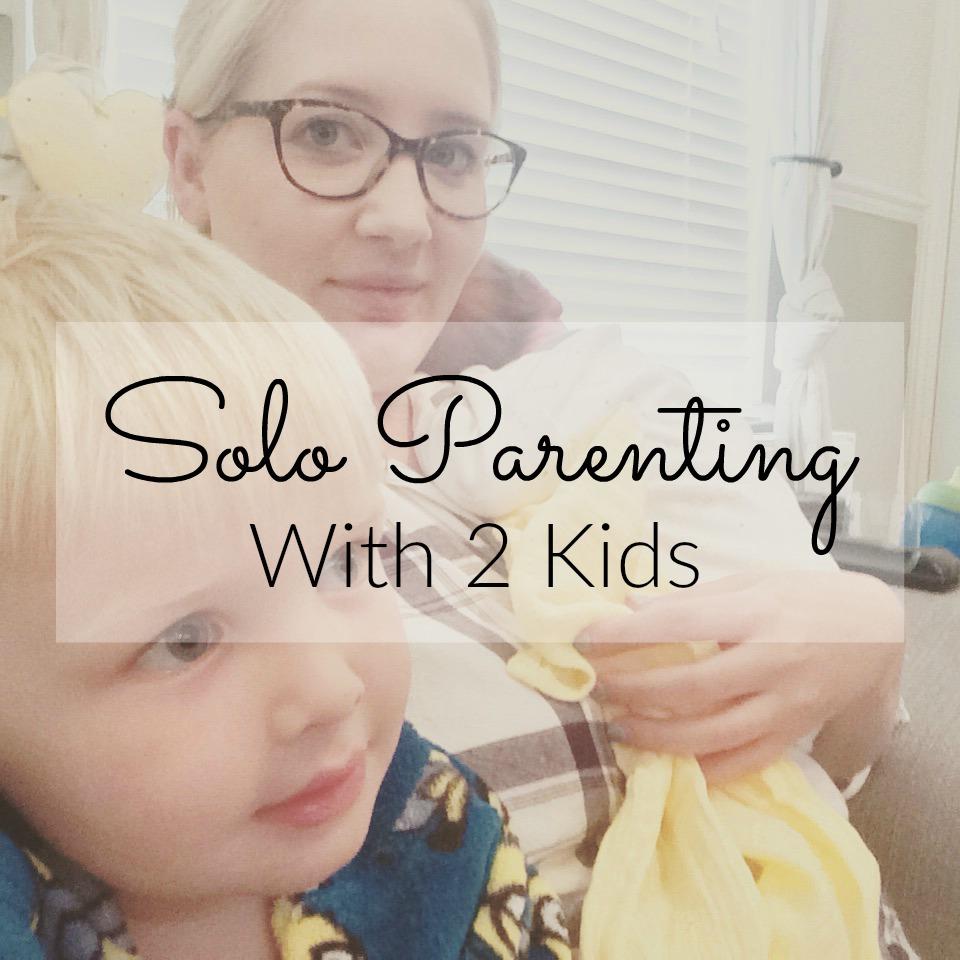 solo parenting title
